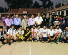 Forman Sports Society Arranges 7 A-Side Football