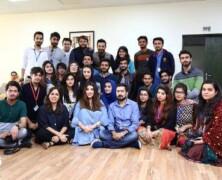 FJS organizes J-Talks with cast of Dobara Phir Se