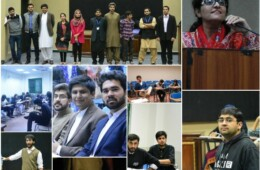 FDS holds Forman Lahore Debate Open