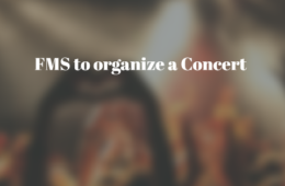 FMS to organize a Concert