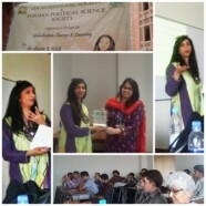 FPSS and LES hold lecture by Dr Shaista Khilji
