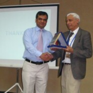 Dr Khurram Siraj guest speaker at Physics Society lecture