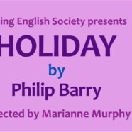 EES to put up comedy play, 'Holiday'