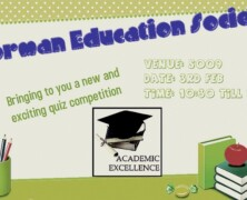 FES to hold Quiz Competition