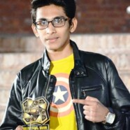 Daniyal Umer wins Best Journalist at Bestival'15