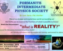 Join FIPS screening of documentary 'What is Reality?