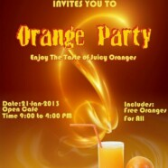 Forman Sociological Association to organize Orange Party