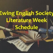 EES' Literature Week Schedule