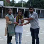 Forman Sports Society organizes Sports Day for Freshmen