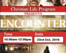 CLP to Screen 'The Encounter'