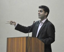 A talk on Literature and the Question of Identity by Wajahat Ali & Shadab Hashmi