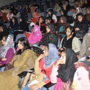 Lecture by Women's Club