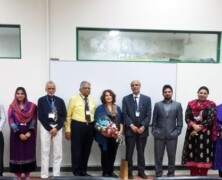 SCS organizes lecture on Research Opportunities by Dr Ellene Contis