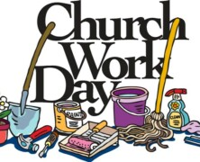 Join CLP for Church Workday