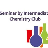 Join ICC for seminar on the Scope of Chemistry